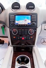 Mercedes-Benz Clase ML 350 4Matic - 272c.v - Negro Obsidiana - Piel Gris Alpaca