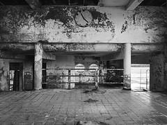 Abandoned Swimming pool (Natascha Mattens) Tags: abandoned belgium decay zwembad swimmingpool decayed decaying bloso abandonedbelgium