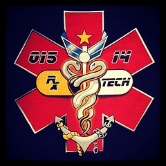 Rx Tech - from a colored pencil brought to us to final product. #tshirts #military