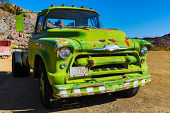 Chevrolet 8200 (James Marvin Phelps) Tags: jamesmarvinphelpsphotography eldoradocanyon ghosttown jamesmarvinphelps lasvegas nelsonghosttown oldwest techatticupmine mine nevada cars photography oldrustytruck rustycars jmpphotography