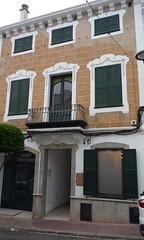 Menorca. Alaior. Casas. 6 (joseluisgildela) Tags: menorca alaior casetes desbarjo pueblosconencanto islasbaleares arquitecturapopular