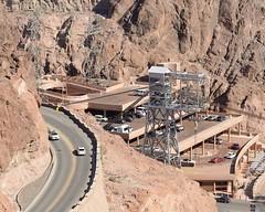 2016-10-11 Hoover Dam 2 (JanetandPhil) Tags: nikon nikkor d800 70200mmf28 20160910coloradoutahnevadaarizonavacation mikeocallaghanpattillmanmemorialbridge ushighway93 bouldercityut boulderdam hooverdam usroute93 150toncablecrane