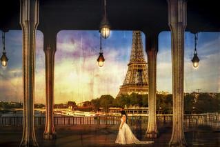 Paris, wedding