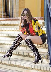 Lacy D. (micadew) Tags: micadew interestingmicadew beautiful beautifulbrunette beauty beautyshoots gorgeous hottie hottiebreasts fashionista fashion sexy