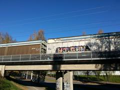 Cargos (Thomas_Chrome) Tags: graffiti streetart street art spray can moving freight train vr cargo target object illegal vandalism suomi finland europe nordic