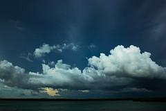 The Storm is comming... (betadecay2000) Tags: eta channel island brcke bridge street road strasse strase gewitter wolken strom stroms thunderstorm thunderstorms himmel clouds gewitterwolken sturm australia australien australie austral thunder territory northern darwin wolke outdoor ozean wasser