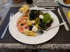 Mediterranean Salad (Ctuna8162) Tags: chile food antofagasta good salad