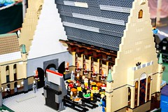 99 (Bricktastic) Tags: brickevents lego queenslandlegousergroup goldcoast afol moc