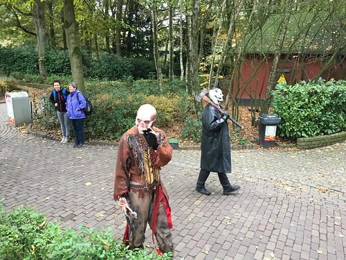 Halloween at Bobbejaanland