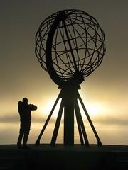 Nordkapp (silvia.mincarelli1) Tags: midnightsun caponord norway nordkapp