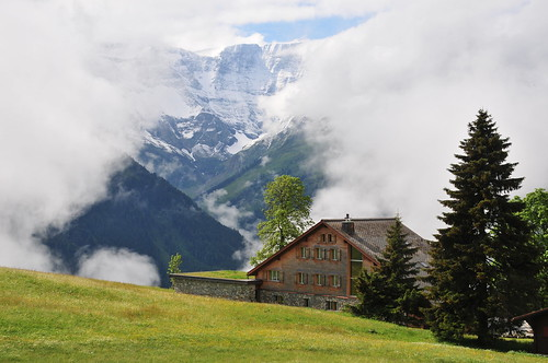 Near Braunwald, Glarus, Switzerland