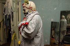 Happy Halloween (Michael P Bartlett) Tags: halloween scary clowns hauntedhouse rstileshouse argyle