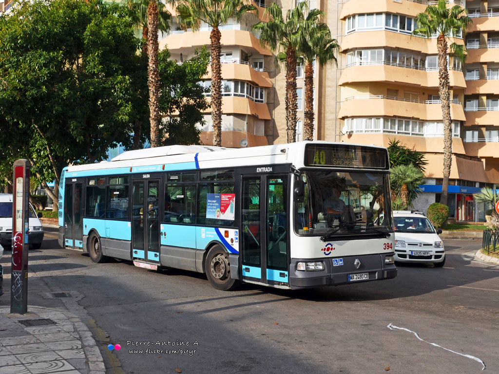 The world 39 s best photos of citybus and emt flickr hive mind for Oficina emt malaga