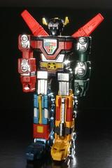 Die-Cast Metal Voltron/Golion (Bandai 1981) (Donald Deveau) Tags: diecast metal bandai popy golion voltron anime japanesetoy robot japanesecharacter
