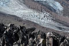 Winthrop over Burroughs (Sotosoroto) Tags: dayhike hiking mtrainier rainier burroughsmountain burroughsmtn mountains washington cascades glacier winthropglacier