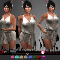 ::Seiko92::Xena Dress + [Hud Textures]Maitreya/Slink/Belleza (::Seiko92::Store) Tags: mesh slink physique belleza venus maitreya lara body dress xena seiko92 fatpack all discount second life roman toga colours textures