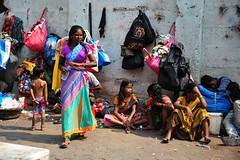 DSA_6804 (Dirk Rosseel) Tags: slum people mahim station mumbai india dharavi ngc poor