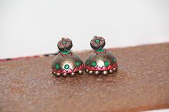 IMG_1691 (Gokul Chakrapani) Tags: arts earing putta