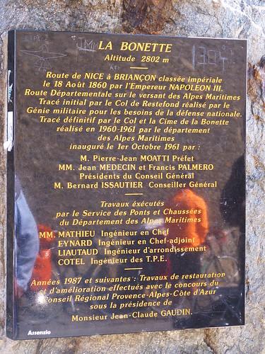 La Bonette