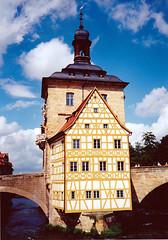 Bamberg, Régi Városháza (ossian71) Tags: németország germany deutschland bamberg bayern bajorország városháza épület building műemlék sightseeing városkép city