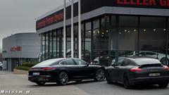 Pierwsza Nowa Panamera wydana w Porsche Centrum Sopot-06817