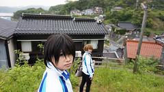 DSC04496.jpg (elyuu) Tags: freeiwatobiswimclub nagisa hazuki haruka nanase makoto tachibana iwami japan cosplay