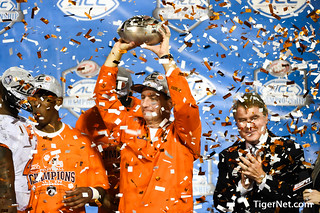 ACC Championship vs VT - Trophy Presentation Photos