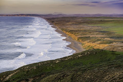 Thanksgiving Day (pixelmama) Tags: california optoutside pointreyesnationalseashore thanksgivingday2016 sunset thehumanelement