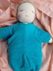 Weighted Waldorf Noble Dolls (Noble Doll Studio) Tags: heavybaby waldorfdoll weightedwaldorfbabydoll babydoll waldorfbabydoll