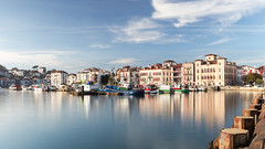 Saint Jean de Luz (Stephane Laborde) Tags: pays basque slow shutter speed nd filter canon 6d 2470