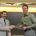 Associate Professor Robert Wickesberg, Daniel Byrne Visual Cognition & Human Performance Division: Charles Eriksen Award