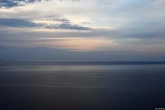 Ciel et mer (1) (Kimoufli) Tags: ciel sea sky mer nuage paysage