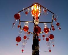 Dcor de lampadaire (MAPNANCY) Tags: dcor lampadaire nancy ciel couleurs