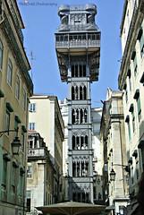 citytrip Lisboa (MiChaH) Tags: citytrip lisboa lissabon portugal holiday vakantie 2016 city stad elevator lift