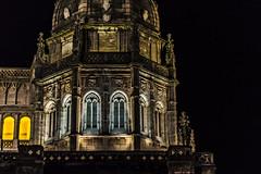 Catedral de Toledo (Ignacio M. Jimnez) Tags: ignaciomjimnez toledo castillalamancha espaa spain catedral cathedral torre nocturna night