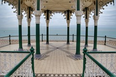 Symmetrical? (Nick Fewings 4.5 Million Views) Tags: twitter instagram flickr photo nickfewings fewings nick canon sky december roof beauty artist art pillars tiles patterns symmetrical symmetry sussex brighton ornate beach victorian architecture