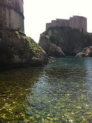 Water and walls