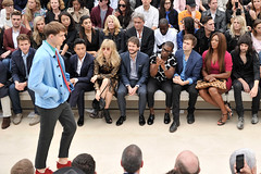 Burberry Menswear Spring/Summer 2014 - Front Row & Backstage (ioana_capanu) Tags: england london fashion unitedkingdom celebrities gbr