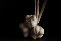 Eschilo, Sofocle e Euripide (*BLULU) Tags: stilllife food macro explore garlic aglio 60mmmacro lucefinestra 117explore gustografie