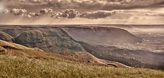 It's Kikuchi Valley in Kyushu Island... (williamcho) Tags: mountains japan sepia photoshop landscape ngc kyushu nationalgeographic blending quadtone kikuchivalley flickraward naturewatcher flickrestrellas worldtrekker topazlabadjust flickrtravelaward