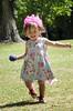 Little Princess (Scooby53) Tags: uk family pink summer portrait england people baby cute beauty smile childhood kids laughing photoshop children fun nikon princess happiness cotswolds gloucestershire babygirl getty crown motherhood gettyimages familyuk scooby53 gettyuk summertimeuk welcomeuk