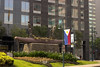 Around BGC (Еloi) Tags: flag philippines philippineflag bgc bonifacioglobalcity threestarsandasun
