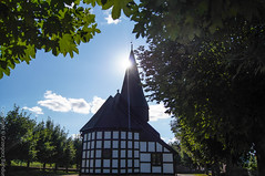 Another timber framing church in Polnica
