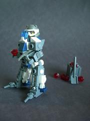 Diggr (Legomania.) Tags: lego mecha mech moc diggr legomoc legomech
