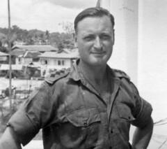 Capt Priest RM M Company Commander 1963 (Bootnecks) Tags: tim captain priest capt rm captaintimpriestrm