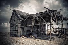 Loneliness in Abandonhood (Fasih Ahmed) Tags: urban abandoned dynamic decay urbanexploration range hdr highdynamicrange urbex abandonedhut canon18135mmf3556is