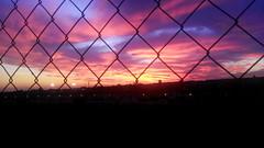 Cloudy Day // Da Nublado (Playerest) Tags: blue sunset sky orange cloud sun sol weather mobile atardecer cloudy cielo nublado nube tiempo clima htc wp8