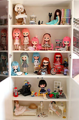 Donde viven mis muñecas :)