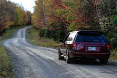 Subaru Legacy STI (GClark64) Tags: wagon first subaru gen wrx sti legacy jdmyo