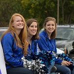 """<b>Homecoming Parade 2013</b><br/> The 2013 Homecoming Parade took place on Saturday, October 5. Photograph by Jaimie Rasmussen<a href=""""http://farm6.static.flickr.com/5515/10127930066_b6fc273bae_o.jpg"""" title=""""High res"""">∝</a>"""